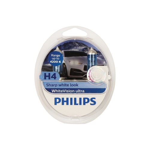 Philips 12342WVUSM WhiteVision ultra H4 2st.