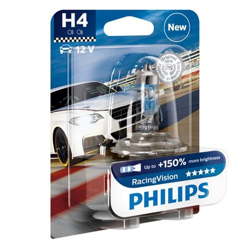Philips 12342RVB1 Racing Vision H4