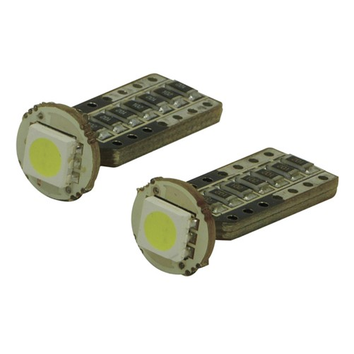 Carpoint LED Lamp Wit 1 SMD T10