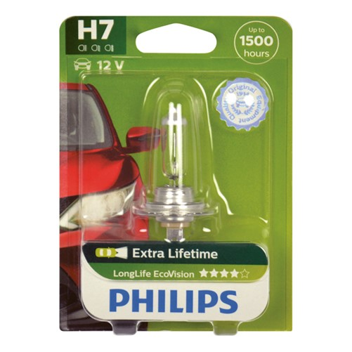 Philips 12972LLECOB1 H7 EcoVision 55W blister