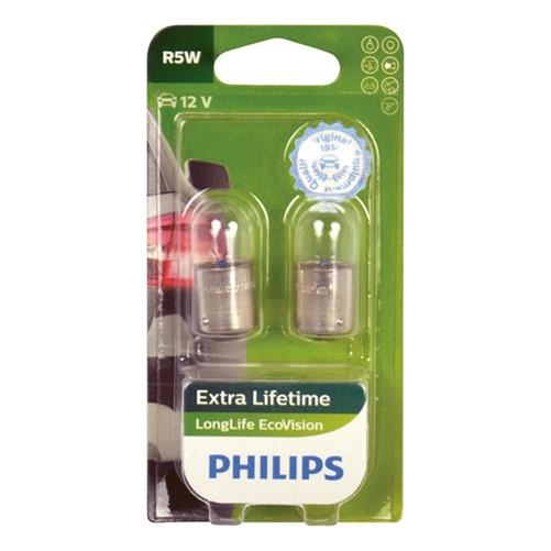 Philips 12821LLECOB2 R5W EcoVision 5W blister
