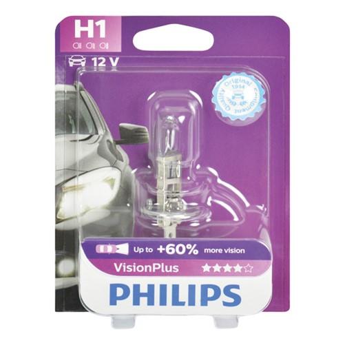 Philips 12258VPB1 H1 VisionPlus 55W blister
