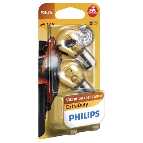 Philips 12499EDBW P21/5W 12V ExtraDuty