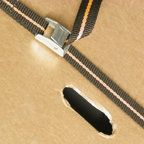 Bagagebinder 25mm x 2,5m 2x-2