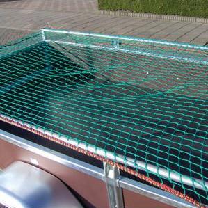 Aanhangernet 250x350cm Elast Rand