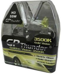 GP Thunder 3500k H3 Xenon Look - gold retro look 55w