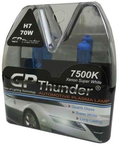GP Thunder 7500k H7 70w Xenon Look - cool white-2