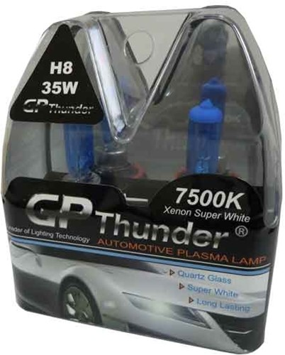 GP Thunder 7500k H8 35w Xenon Look - cool white-2