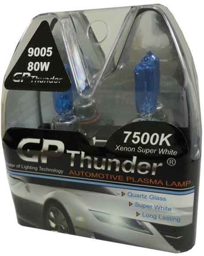 GP Thunder 7500k HB3 80w Xenon Look - cool white-2