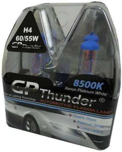 GP Thunder 8500k H4 55w Xenon Look - blauw-2