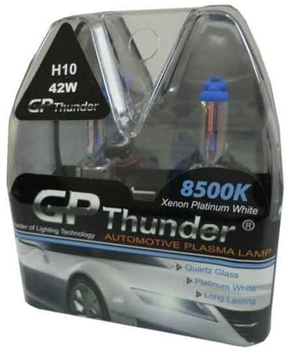 GP Thunder 8500k H10 42w Xenon Look - blauw-2