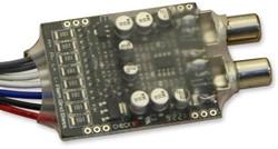 Mosconi HLA SLIM 2-kanaals H/L converter