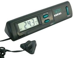 Thermometer Binnen Buiten Zwart