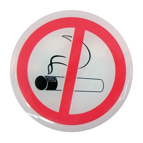 Stickers Niet Roken 2st