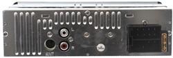 4Mobile 4-MP150SP Short body MP3/USB/Radio, 12/24V(Build in speakers)