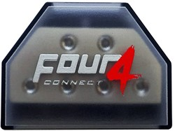 4Connect 4-600145 distribution block 6x20/50mm2