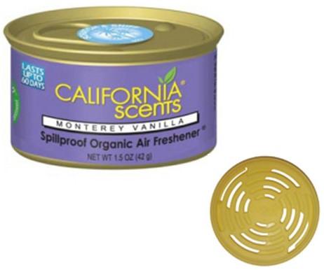 CALIFORNIA SCENTS MONTERY
