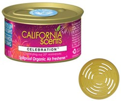 CALIFORNIA SCENTS CELEBRATION