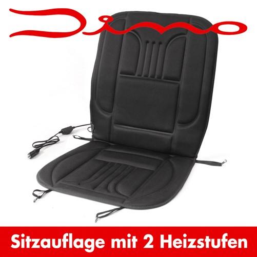 Dino Beheizbare Sitzauflage mit 2 Heizstufen-2