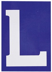 Sticker L