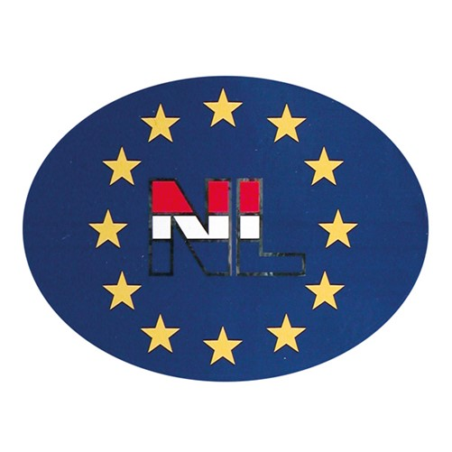 Europasticker NL
