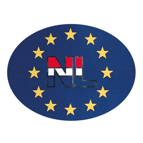 Carpoint Sticker Europa/Nederland