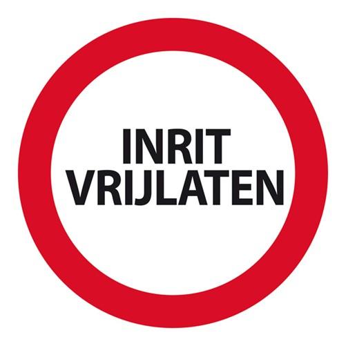 Carpoint Bord Inrit Vrijlaten Ø 24cm