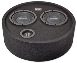 GLADEN RS 8 RB Dual 2 x 20 cm woofer in round box
