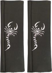 Gordelhoezen 'Scorpion' Zwart/Grijs