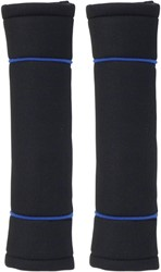 Gordelhoesset Classic Zwart/Blauw