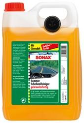 Sonax ruitenhelder met citrusgeur kant&klaar