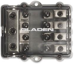 GLADEN Zekering/verdeelblok- 4x Mini ANL - 35mm²>20mm²