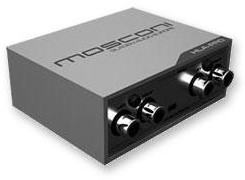 Mosconi HLA 4 PRO 4-kanaals high-low converter
