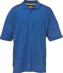 CAT Polo-Shirt ADVANCED, blauw