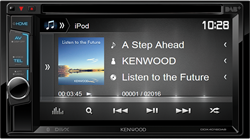 Kenwood DDX4016DAB Multimediasysteem