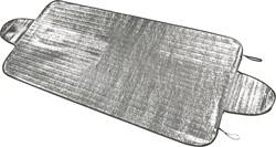 Anti-ijs deken aluminium 85x180cm