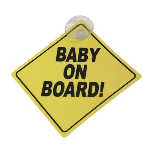 Carpoint Bord Baby on board!