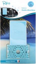 IMAO Reo Escale à Bora Bora Bleu