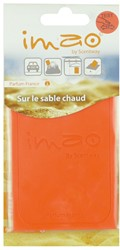 IMAO Sur le Sable Chaud Orange