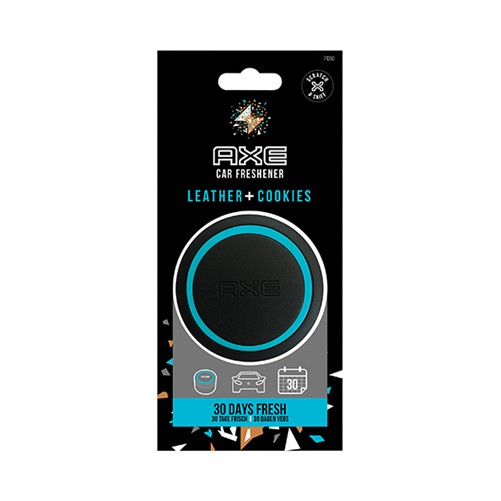 AXE Luchtverfrisser Gel Can Leather + Cookies
