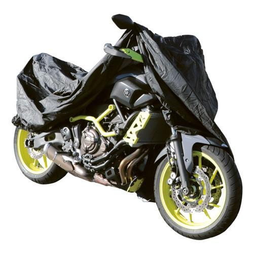 Motorhoes universeel 245x80x145cm
