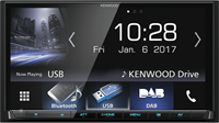 Kenwood DMX7017DABS Multimediasysteem-2