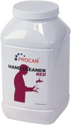 Procar Handreiniger rood 5L Pet Pot