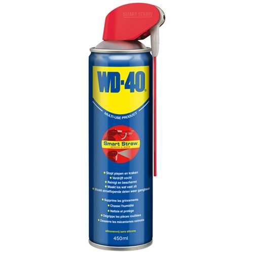 WD-40 specialist Smart Straw 450ml
