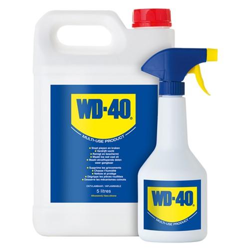 WD-40 49506 Multispray 5L jerrycan incl trigger