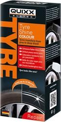 Quixx Black TyreShine Colour/Protec