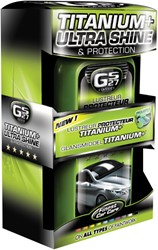 GS27 CL160240 Glansmiddel Titanium 500ml