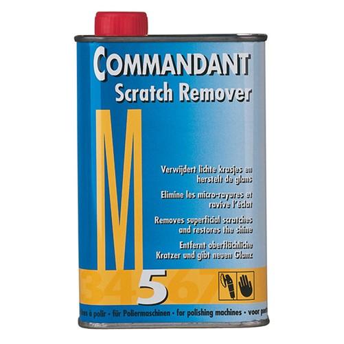 Commandant Scratch Remover M5