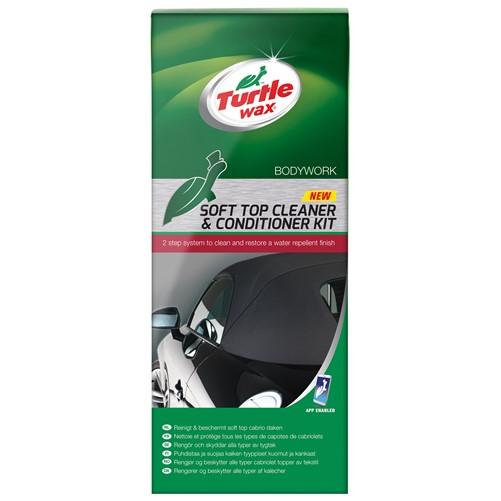 Turtle Wax 51772 GL Soft Top Kit 2x500ml