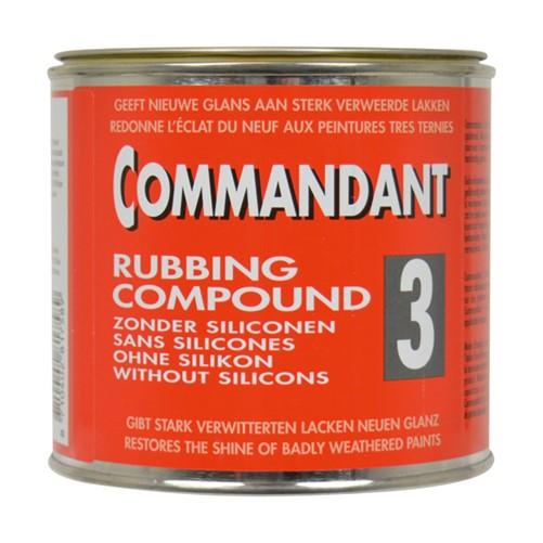 Commandant Rubbing Compound 3
